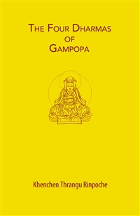 Four Dharmas of Gampopa (Book)