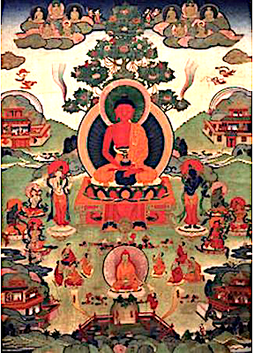 The Amitabha Practice of Mingjur Rinpoche