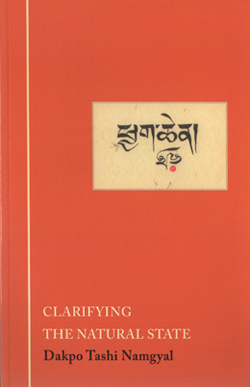 Clarifying the Natural State by Tashi Namgyal (Book)