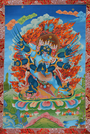 Vajrakilaya (Downloadable Photo)
