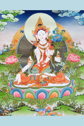 White Tara (Downloadable Photo)
