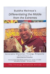 Differentiating the Middle from the Extremes by Maitreya (DVD)