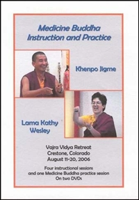 Medicine Buddha Instruction and Practice (DVD)