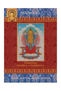 Distinguishing Dharma and Dharmata of Maitreya (Book)