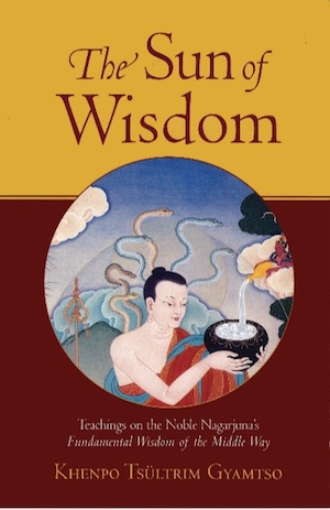 The Sun of Wisdom by Khenpo Tsultrim (PDF)