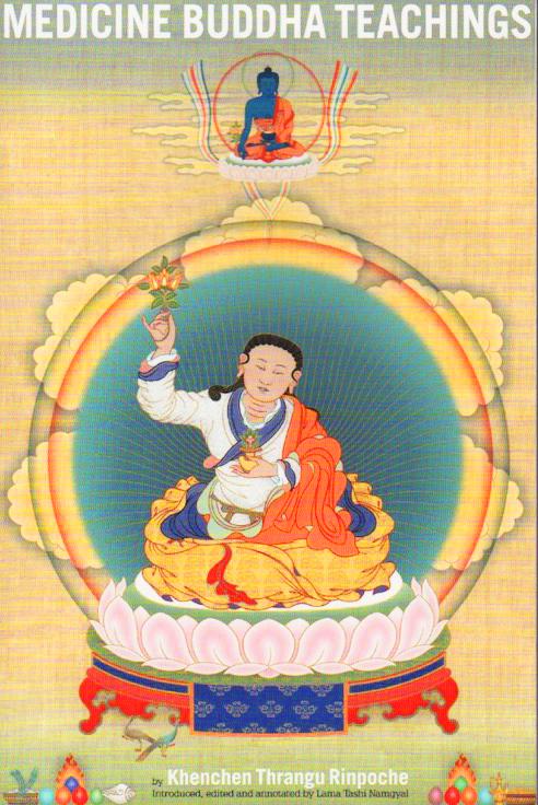 The Medicine Buddha Teachings (Book)
