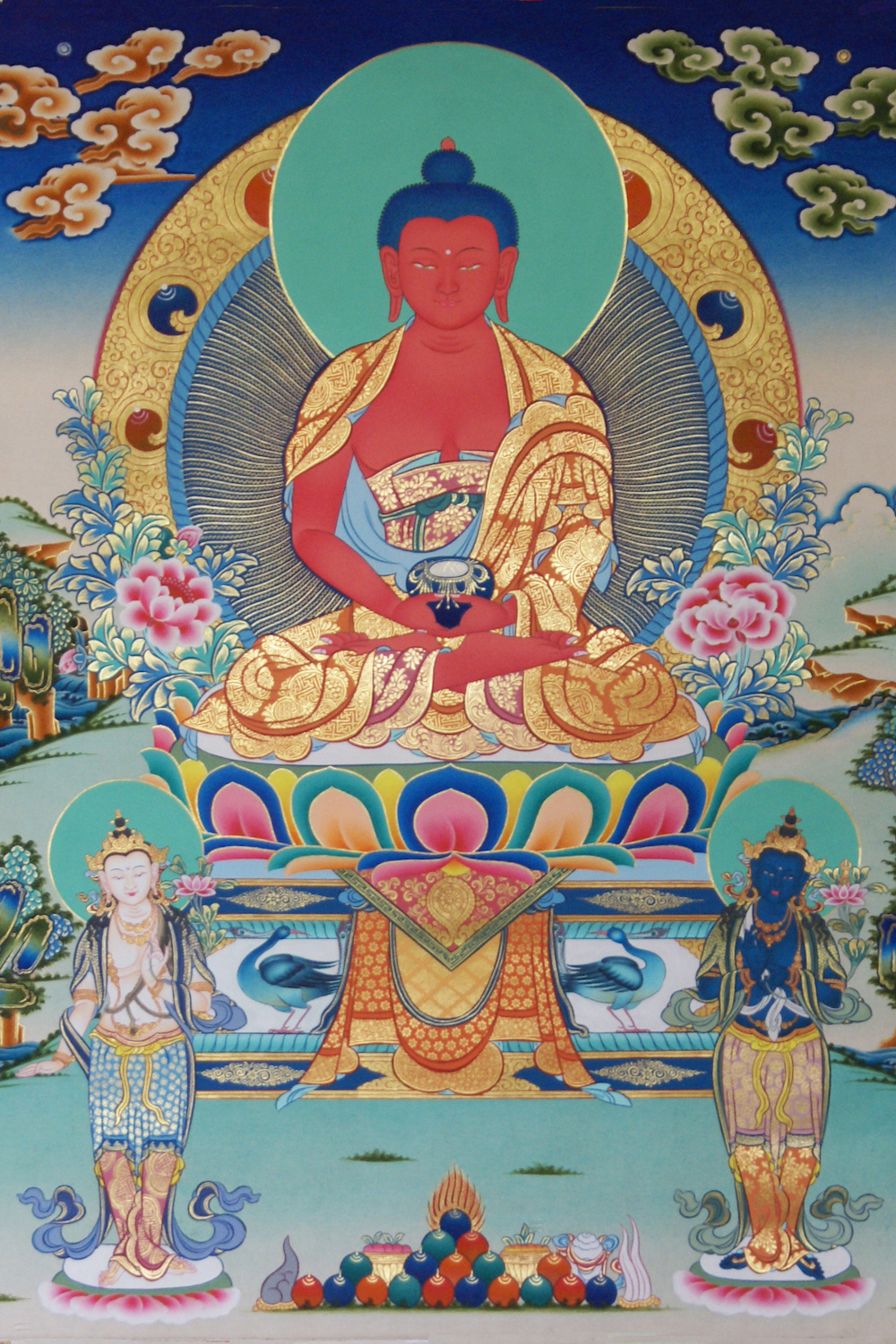 Amitabha Buddha (Downloadable Photo)