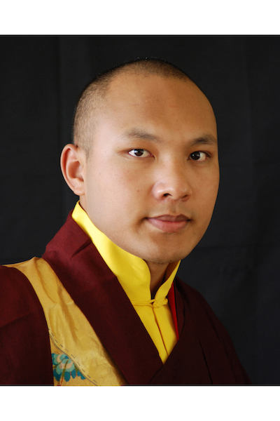 H.H. The Seventeenth Karmapa (Downloadable Photo)