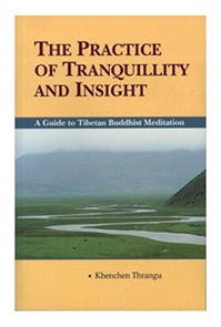 Practice of Tranquility and Insight E-book (Mobi)