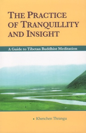 Practice of Tranquillity and Insight (Book)