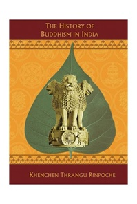 History of Buddhism in India (Book)